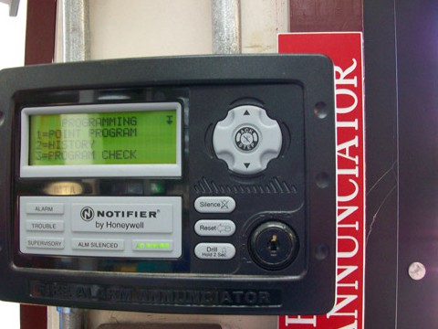 Institutional, commercial and residential alarms and automated systems installed
