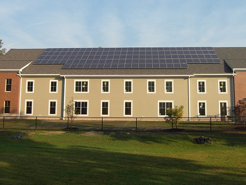 Solar systems installation for commercial, residential and institutional sites